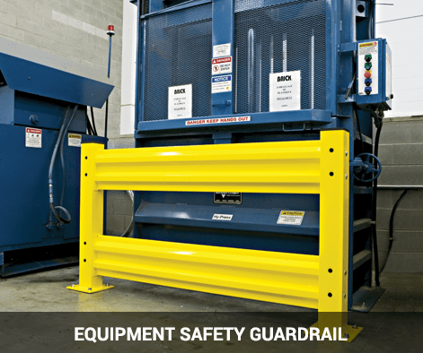 Equipment Safety Guardrail
