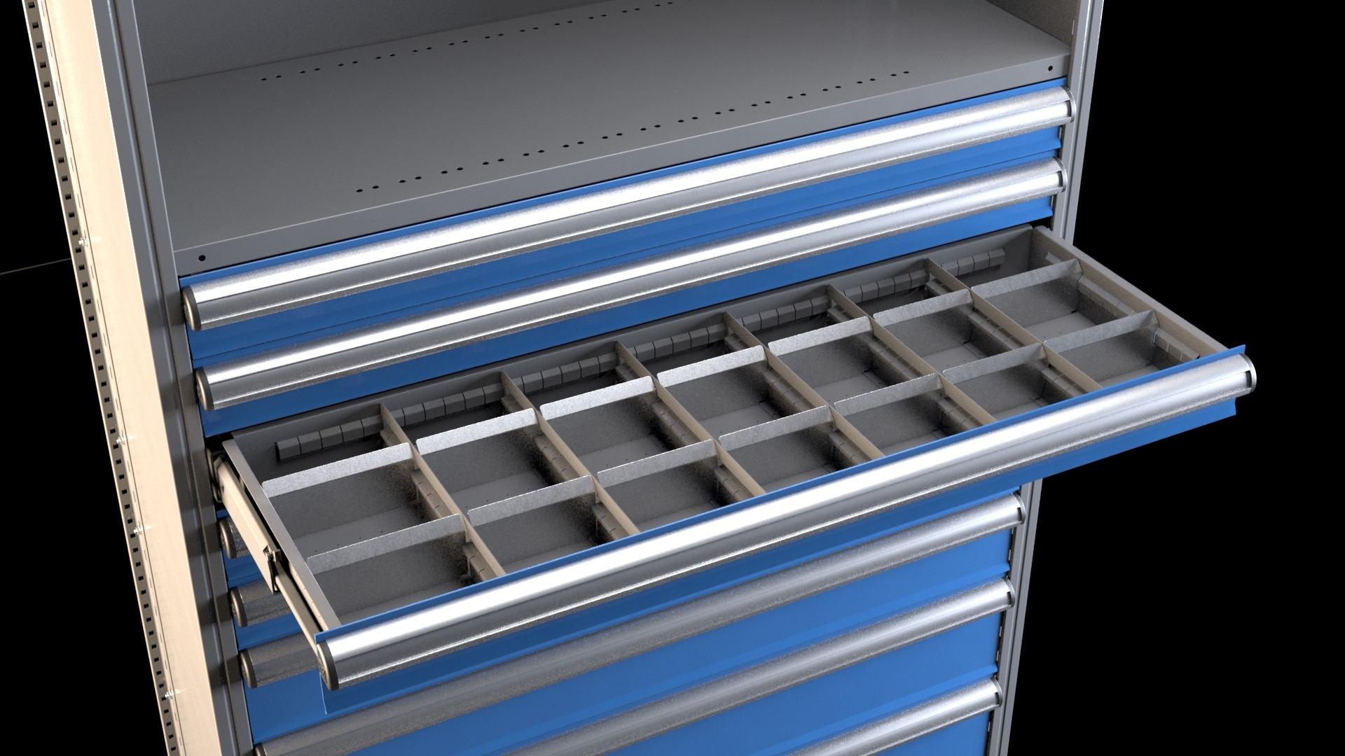 Metware Integrated Drawers